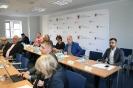 Delegacja parlamentu Szlezwika-Holsztynu w sejmiku (7 czerwca 2019)