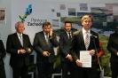 Podpisanie w Sejmiku porozumienia na budowę ścieżki pieszo-rowerowej Siekierki – Neurüdnitz (24 stycznia 2019)