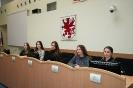 Wizyta studyjna studentów z Ukrainy, Białorusi i Rosji. Stowarzyszenie ESPIRIT (24 kwietnia 2017)